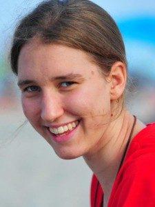 Lucie Zajaczkowski, Consacrée