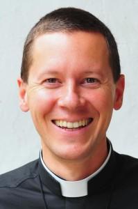 Père Ludovic-Marie Margot, curé