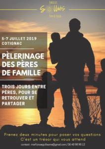 Pèlerinage des pères de famille à Cotignac